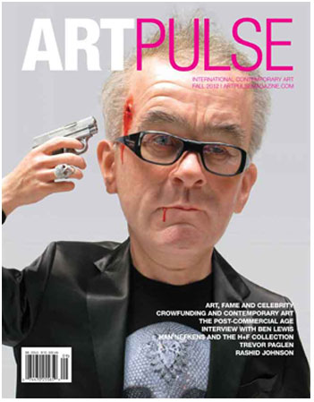 artpulse ando cover Art Pulse Magazine   Miya Ando Review 2012 press miya ando press misc press